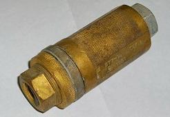 Пневмодроссель с обратным клапаном В77-11, В77-12, В77-13, В77-14, В77-15