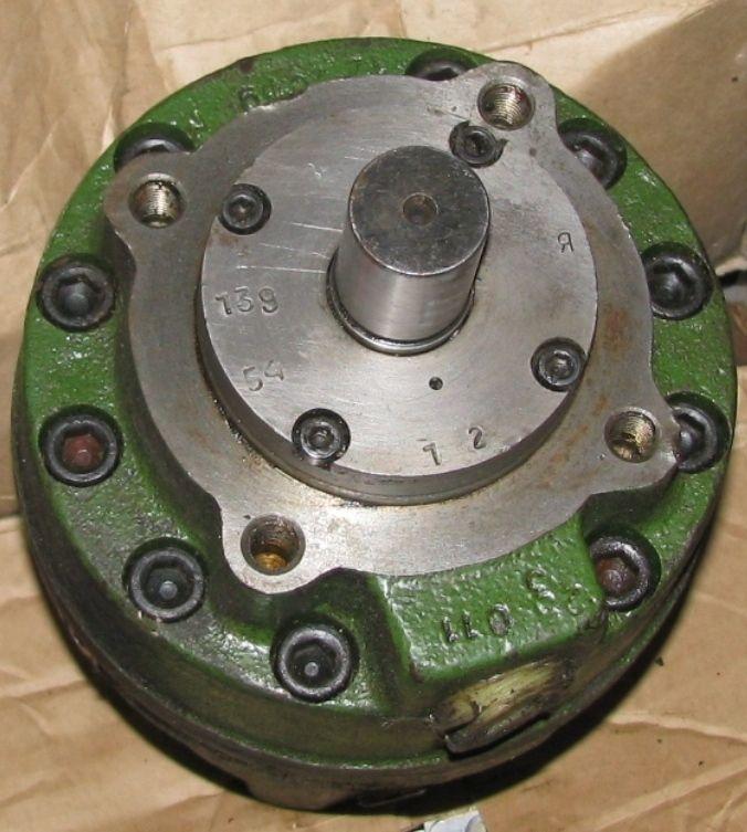 Насос пластинчатый БГ12-24М (БГ12-24)