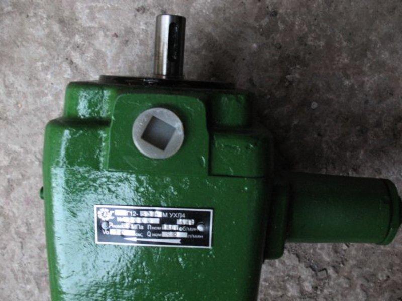 Насос пластинчатый регулируемый Г12-54АМ