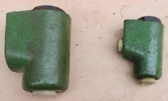 Гидроклапаны обратные Г51-31, Г51-32, Г51-33, Г51-34, Г51-35, Г51-36, Г51-37