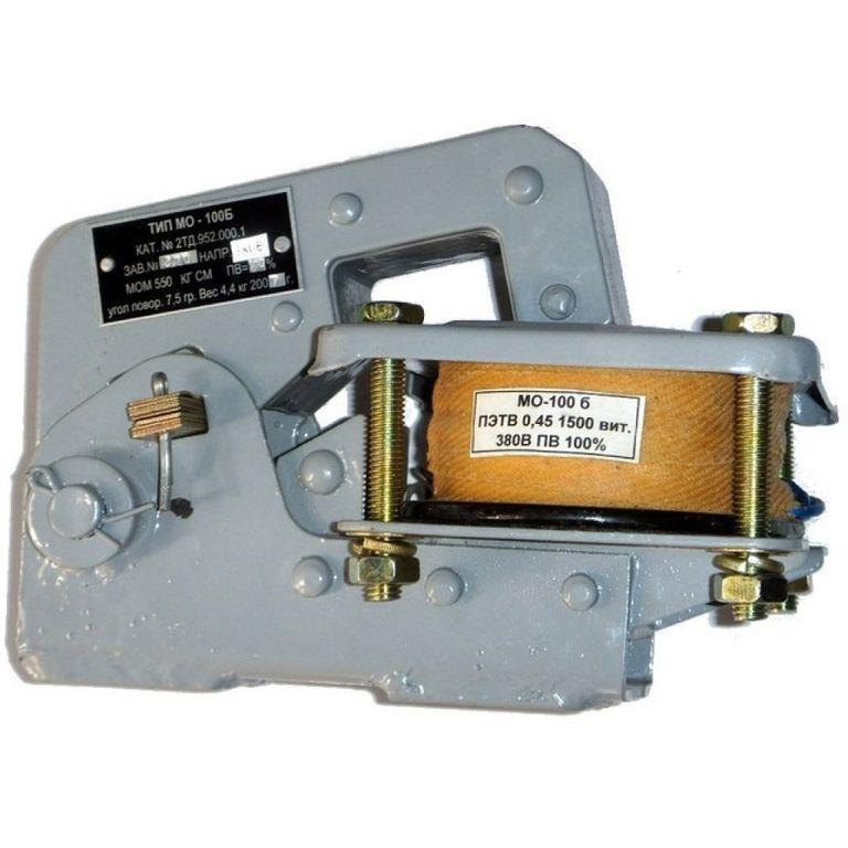 Электромагнит МО-200Б