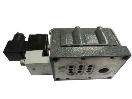 Пневмораспределители В64-24А-05, В64-25А-05, В64-34А-05 (одностороннее электроуправление, стыковое присоединение)