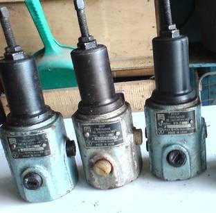 Гидроклапаны давления (предохранительные) Г54-22, Г54-23, Г54-24, Г54-25, ПГ54-22, ПГ54-24, ПГ54-25