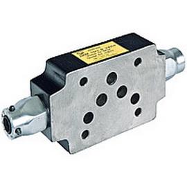 Дроссель с обратным клапаном ДКМ-10/3 (ДКМ 10/3-А (ДКМ 10/3 МА), ДКМ 10/3-В (ДКМ-10/3 МВ)