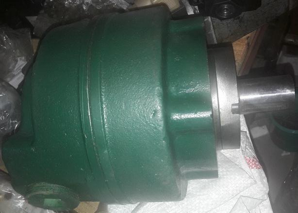 Насос пластинчатый БГ12-24М