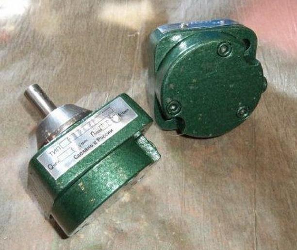 Насос пластинчатый С12-43