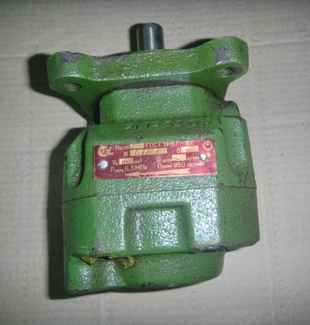 Насос пластинчатый Г12-33АМ