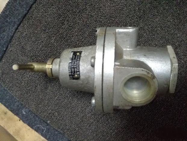 Пневмоклапан редукционный В57-14 (аналог клапан П-КР(М)-122-16)