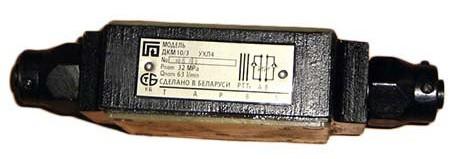 Гидродроссель ДКМ 10/3, ДКМ 102