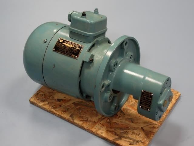 Насосный агрегат ВГ11-11