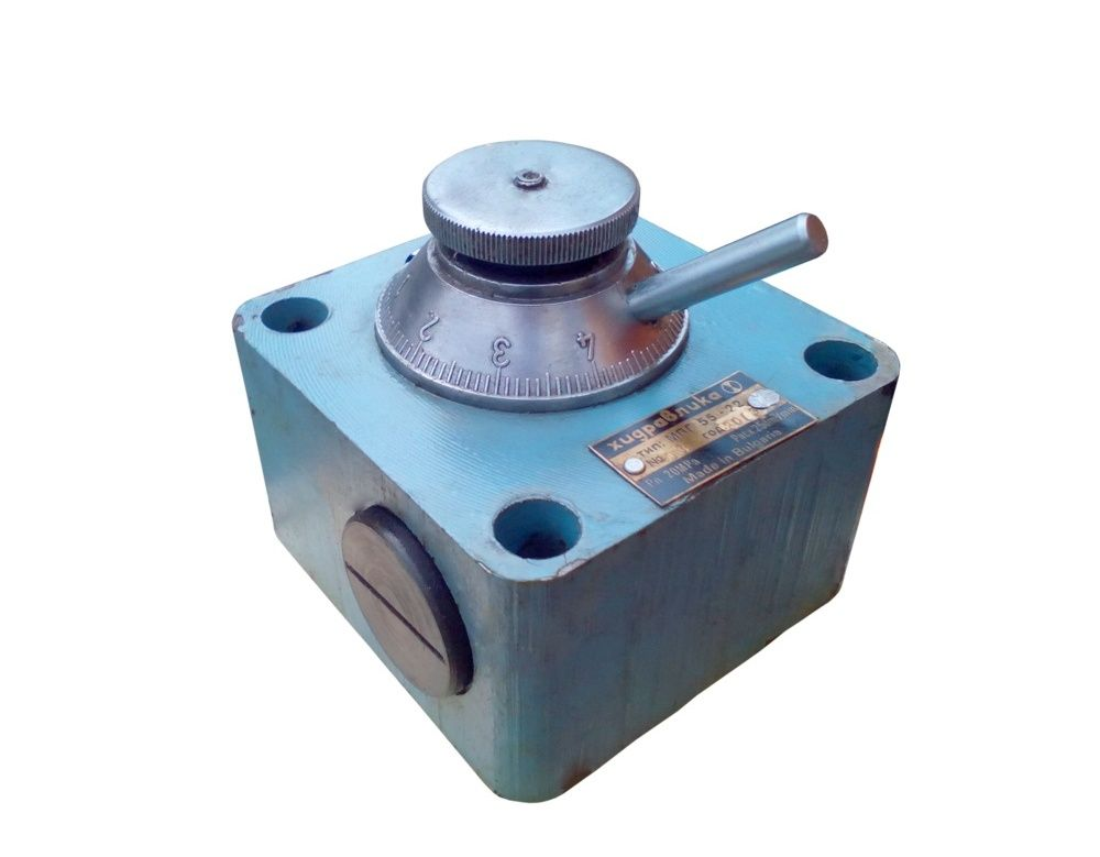 Регулятор расхода МПГ55-22М