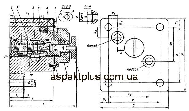 Размеры и конструкция дросселей ПГ 77-12, ПГ 77-14