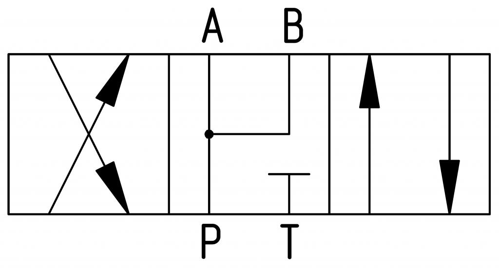 Гидросхема 24 ПГ 73-11