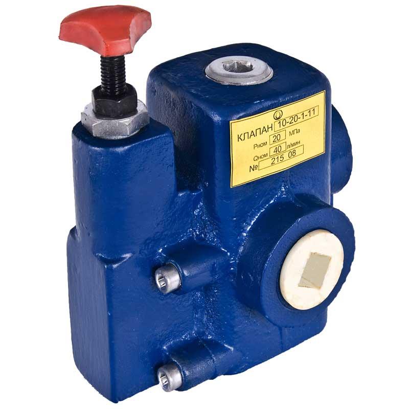 Гидроклапан предохранительный 20-10-1-11