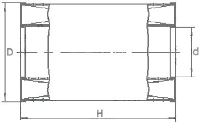 Назначение, область применения и размеры фильтров РЕГОТМАС