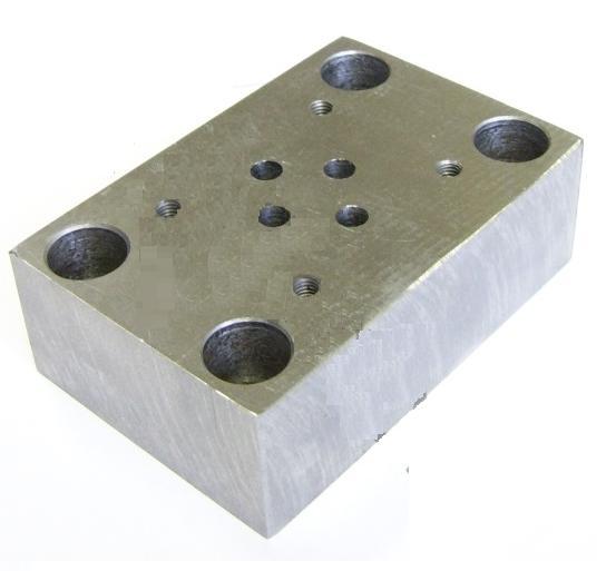 Плита монтажная (присоединительная) распределителя РХ06